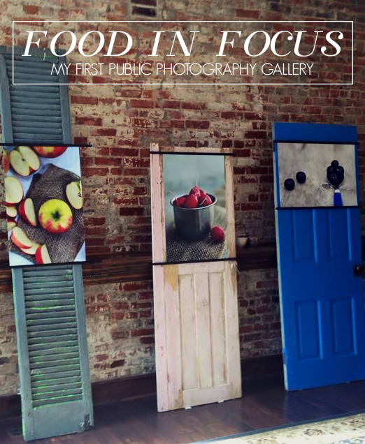 food in focus