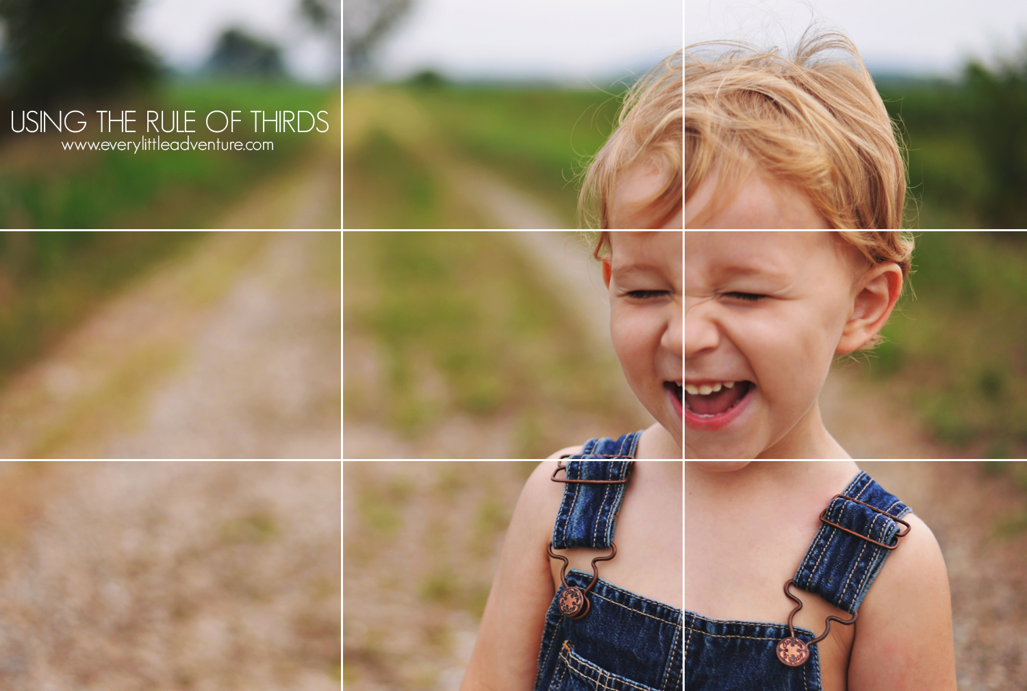The Rule of Thirds, Explained