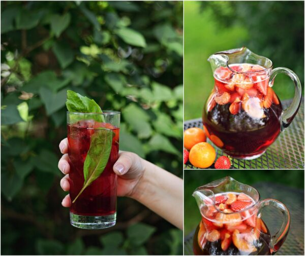Sangria in the Summer