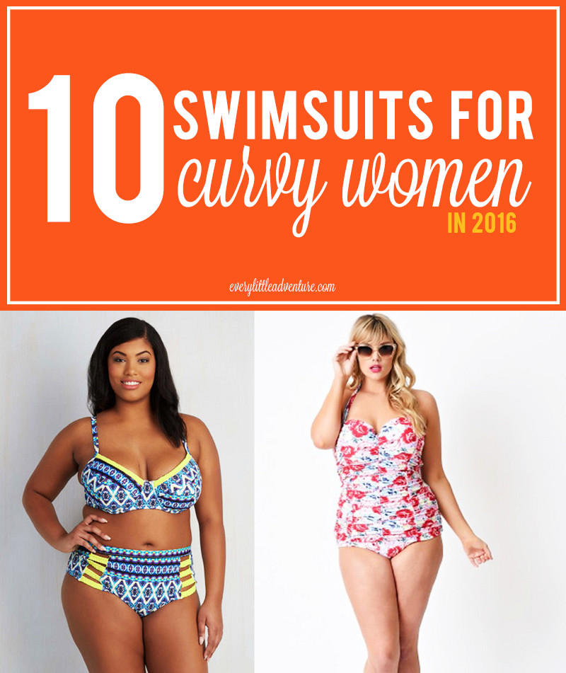 10 Swimsuits for Curvy Women in 2016 | Every Little Adventure