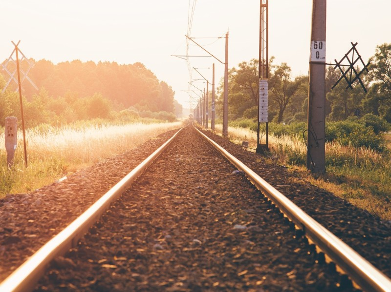 The Dangers of Takings Photos on Train Tracks