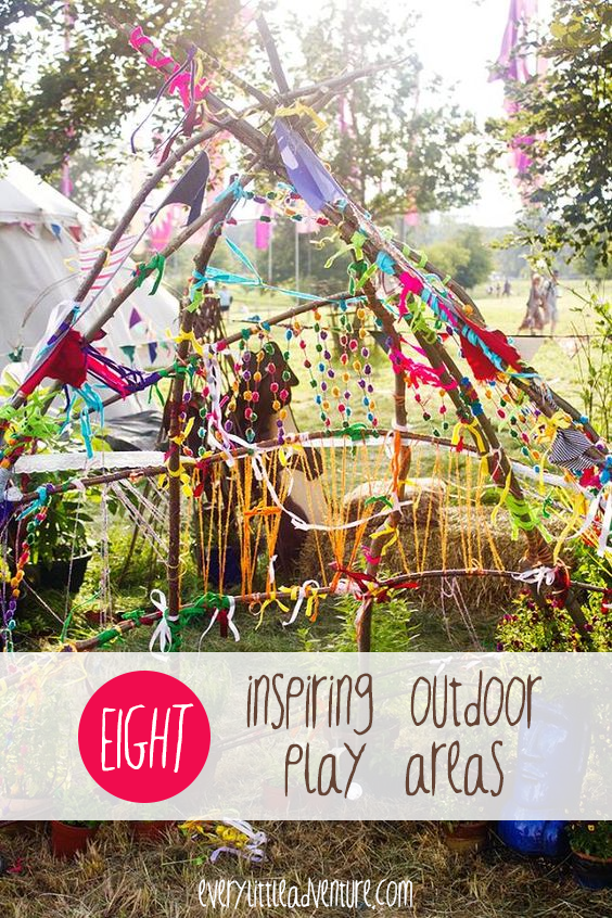 8 Inspiring Outdoor Play Spaces