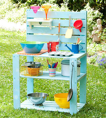 8 Inspiring Diy Outdoor Play Spaces Every Little Adventure