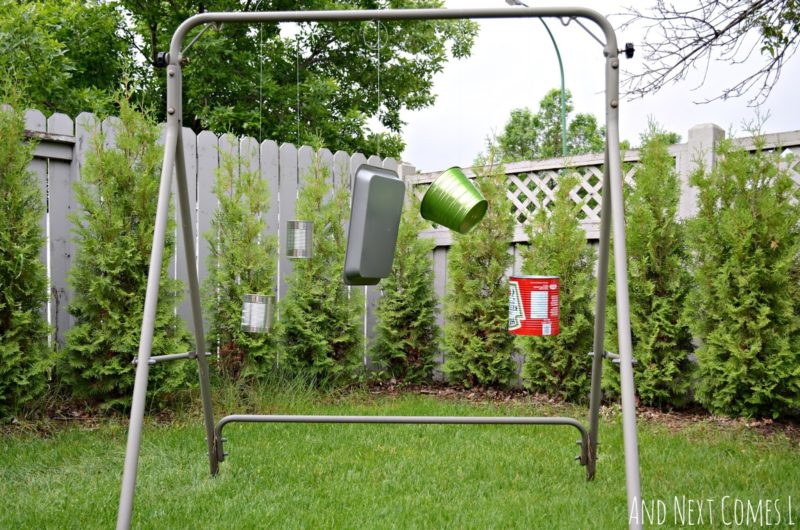 Inspiring Outdoor Play Space