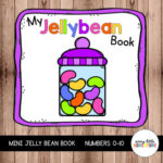 Preschool Jellybean Book