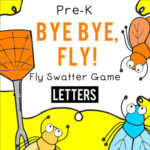 Bye Bye Fly - Preschool game