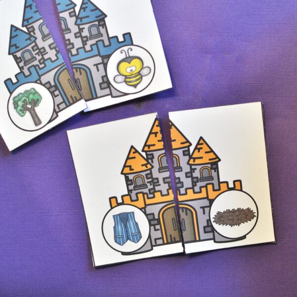 Fairy Tale Preschool Theme - Rhymes
