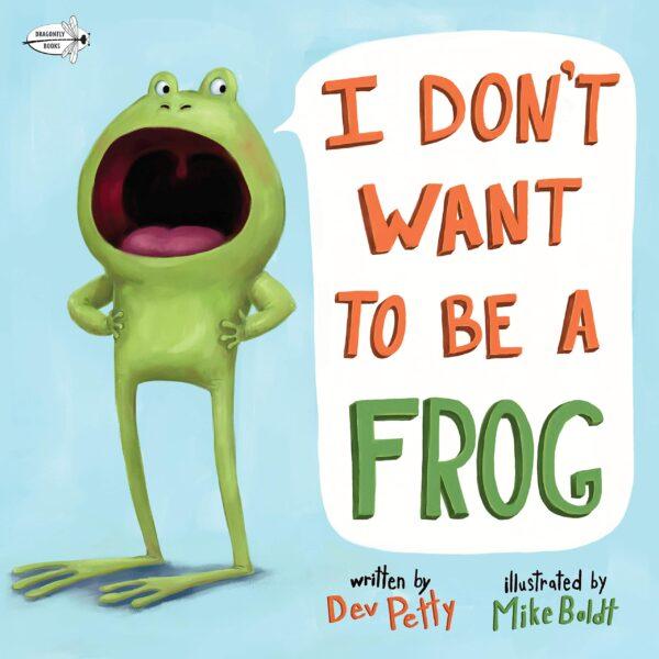 Preschool Frog Theme - Book