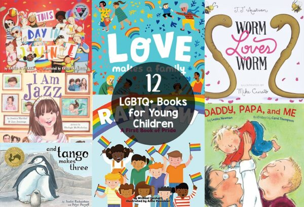 LGBTQ Books for Preschoolers