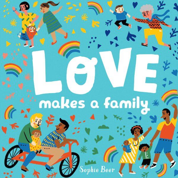LGTBQ Preschool Book